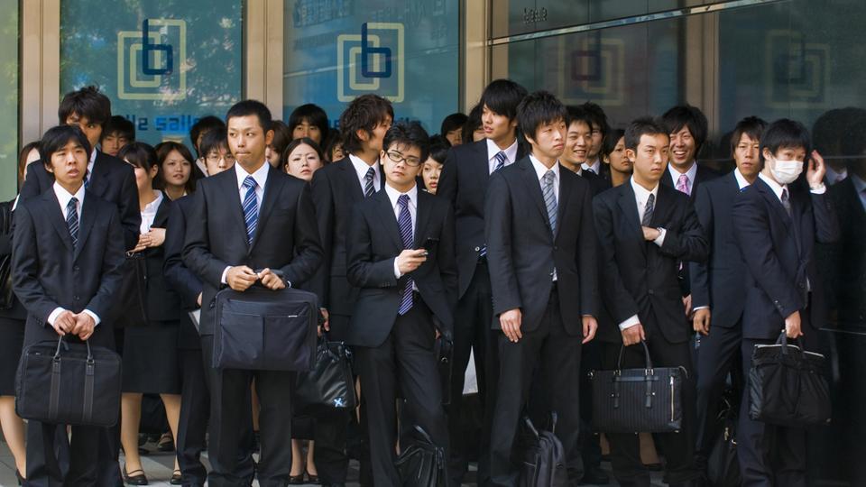 Japan,Japan work laws,Pay cut