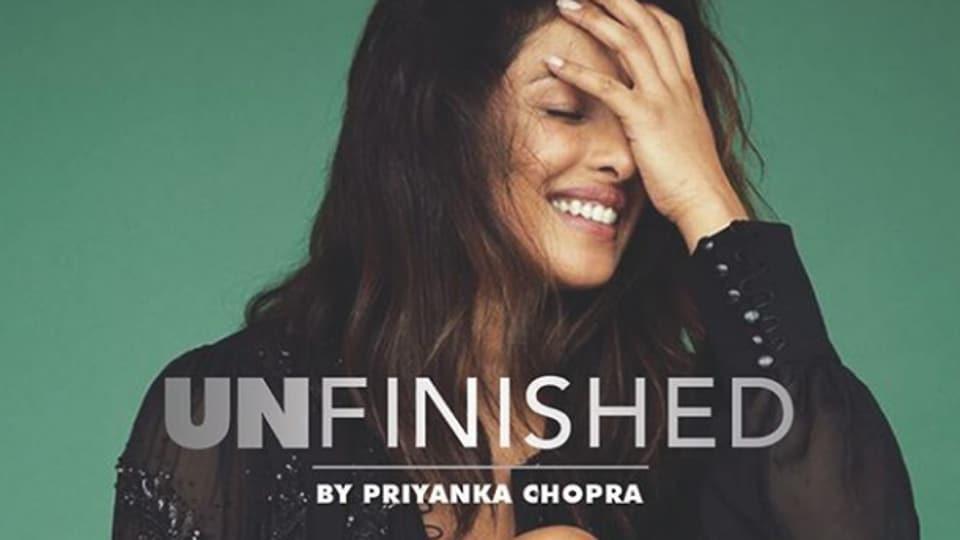 Priyanka Chopra,Priyanka Chopra Unfinished,Unfinished