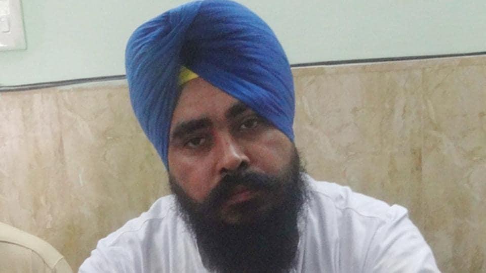 Roopnagar MLA Amarjit Singh Sandoa