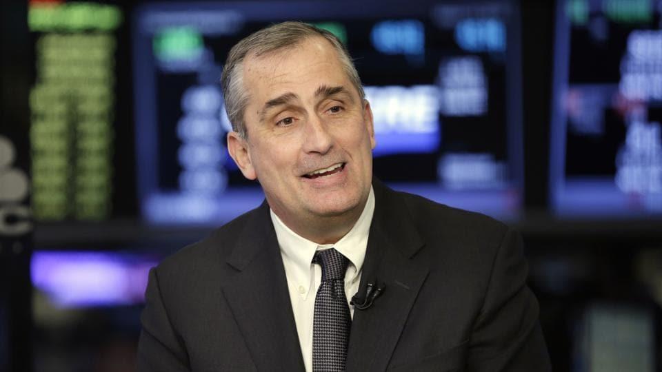 Brian Krzanich,Intel,Intel Corp