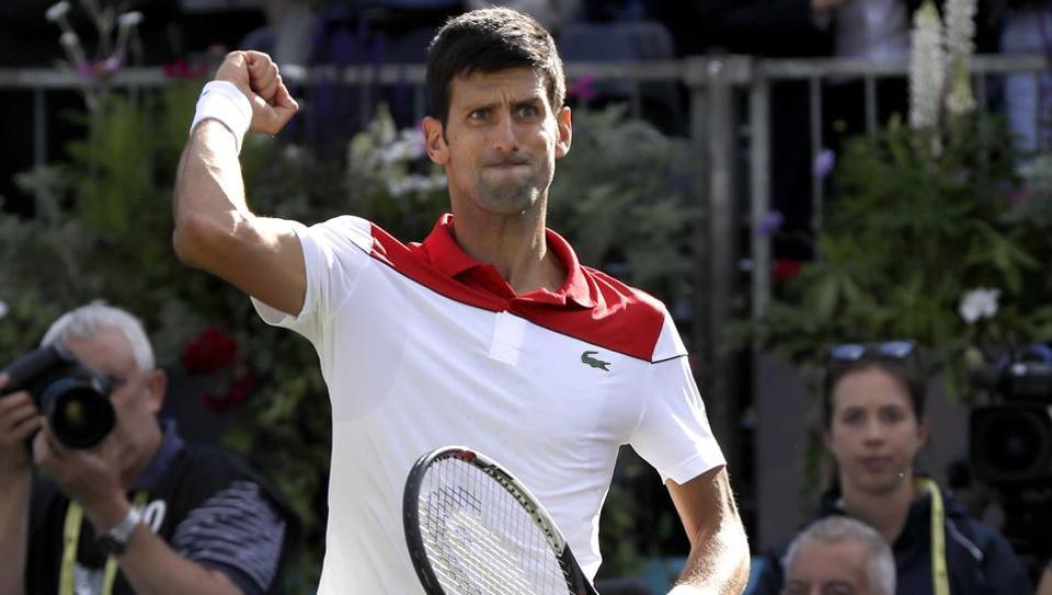 Novak Djokovic,Grigor Dimitrov,Queen's Club