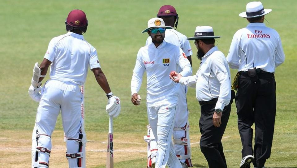 Dinesh Chandimal,West Indies vs Sri Lanka,Ball-Tampering