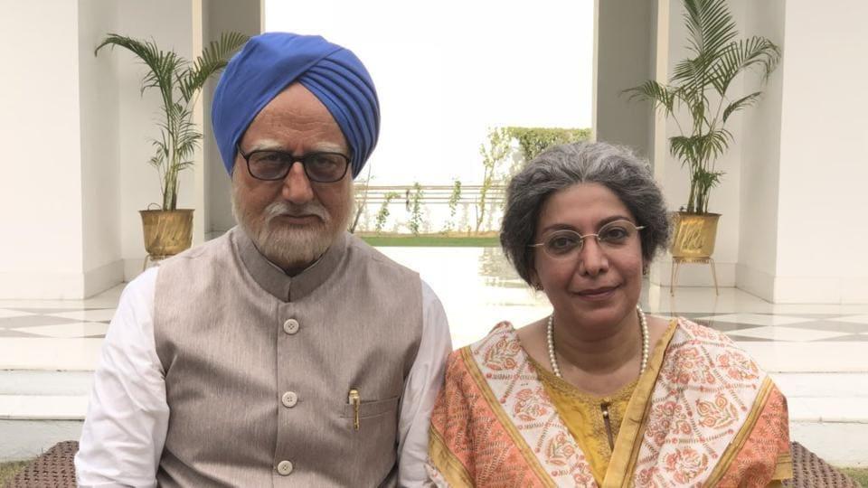 Divya Seth Shah,Anupam Kher,Manmohan Singh