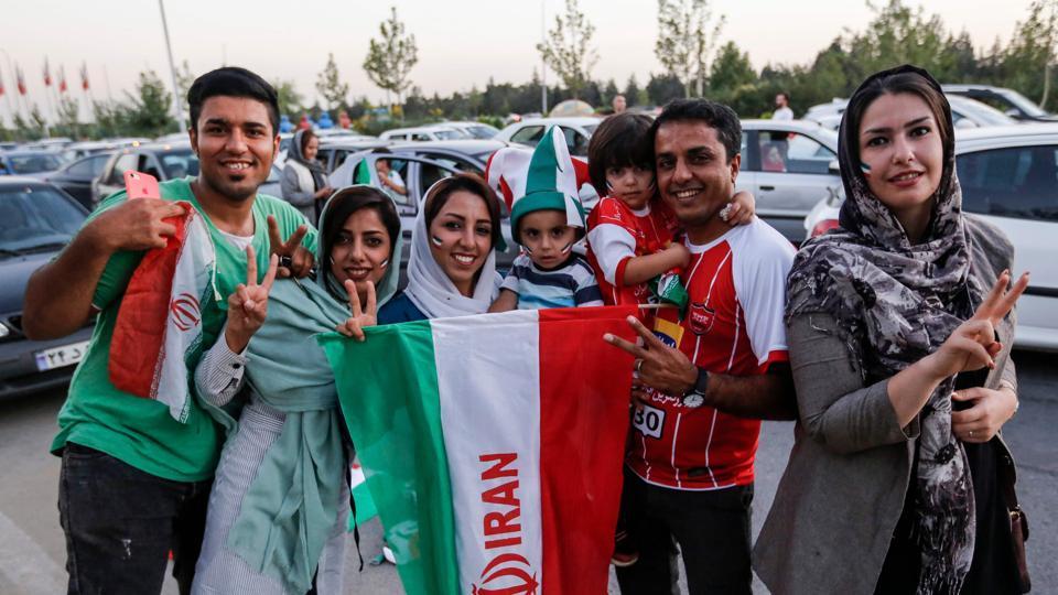FIFA World Cup 2018,Iran vs Spain,Iran national football team
