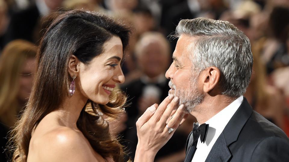 George Clooney,Amal Clooney,US Border Crisis