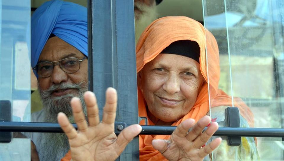 Maharaja Ranjit Singh,death anniversary,Sikh jatha