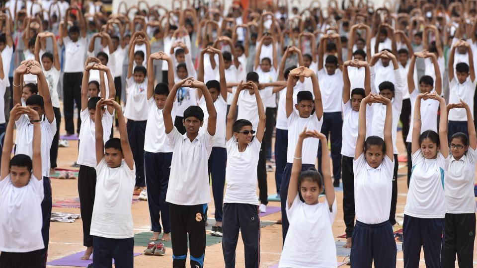 Yoga,4th International Yoga Day,International Yoga Day