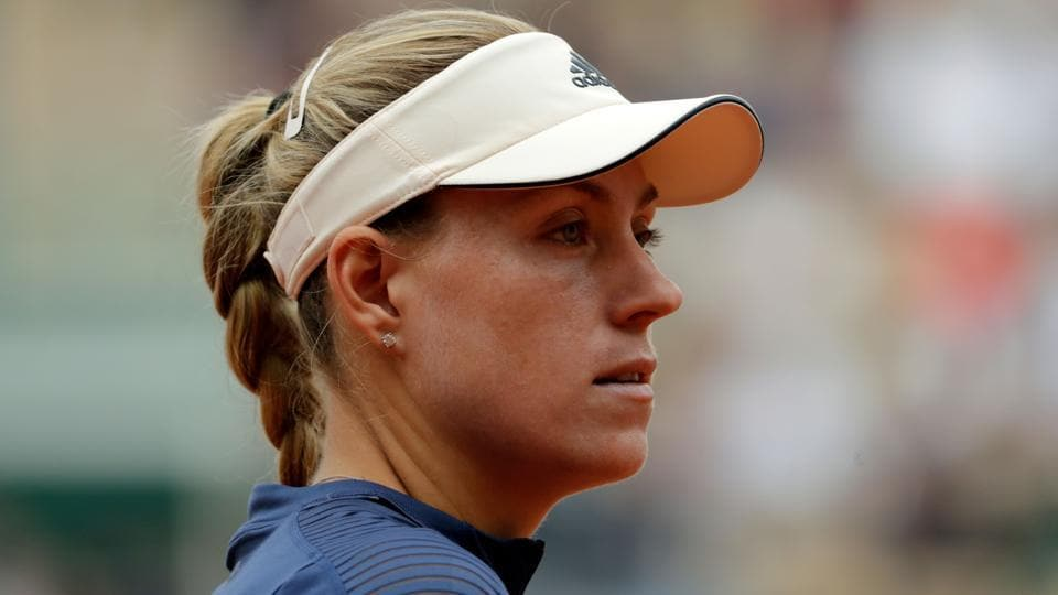 Angelique Kerber were defeated by Alison Riske  in their Mallorca Open encounter on Wednesday.