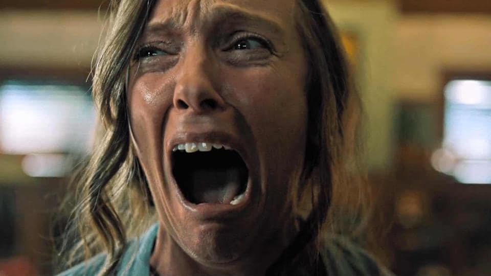Hereditary is the horror event of the year and Toni Collette is magnificent in it.