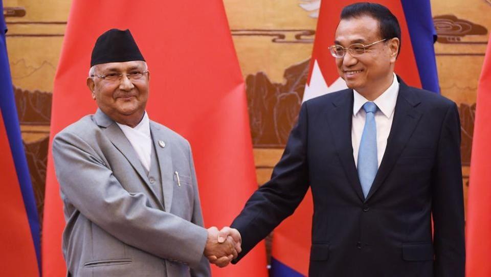 China,Nepal,Chinese railway network