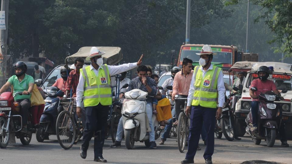 particulates,Gurguram air quality,Gurgaon