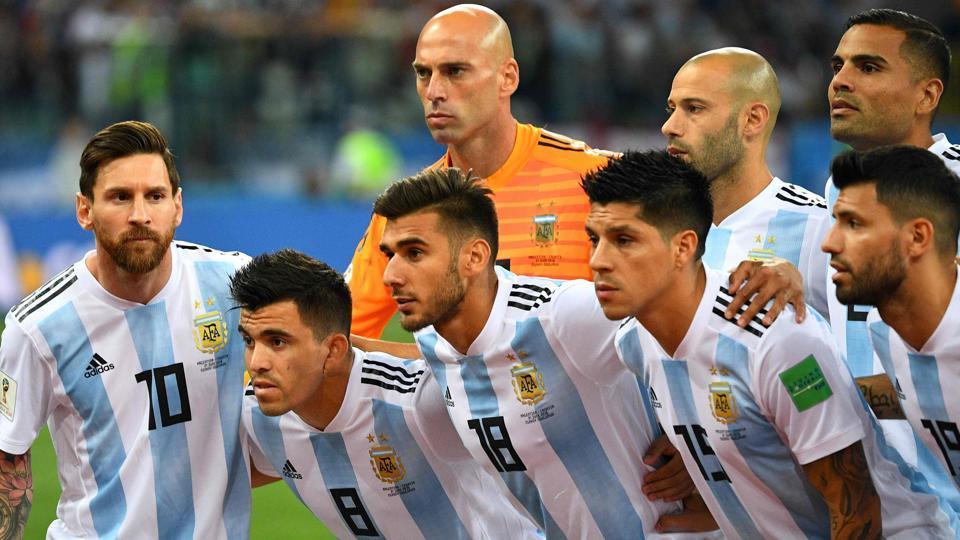Kết quả hình ảnh cho argentina world cup 2018