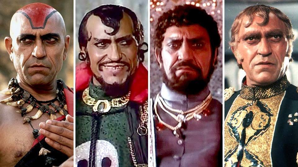 On Amrish Puri's birthday we count down his 6 finest performances