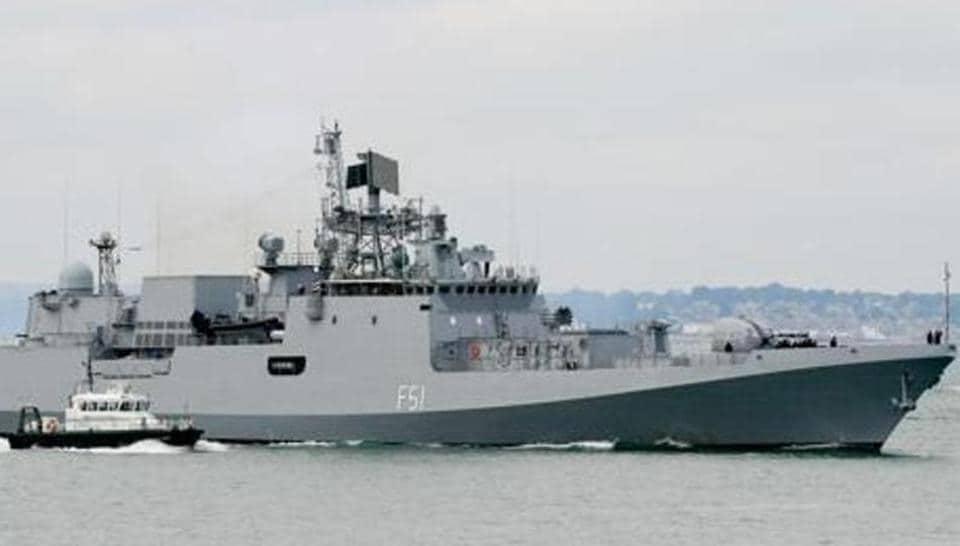 Seychelles,India,Indian Navy
