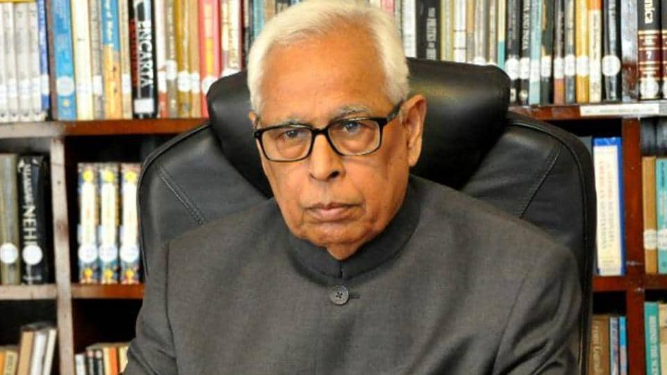 Jammu and Kashmir governor Narendra Nath Vohra's term is coming to an end this month, there is every possibility that he will get extension for a few months considering the present situation.