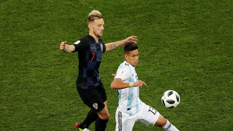 Argentina squared off in a crucial Group D clash, knowing that only a victory would help them stay in the race for the play-offs after the draw with Iceland. (REUTERS)