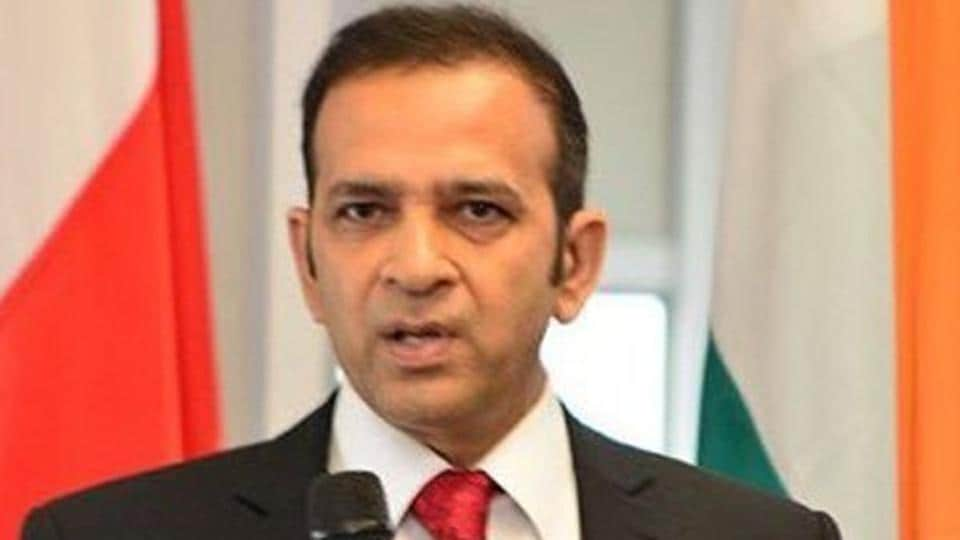 India,Pakistan,Indian Envoy in Pakistan