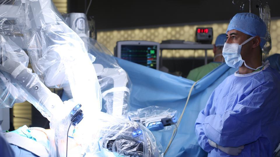 Robotic surgery,Bladder cancer,Bladder cancer study