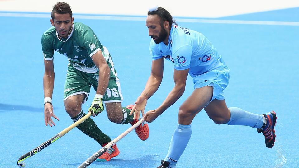 India vs Pakistan,Indian hockey team,Pakistan hockey team