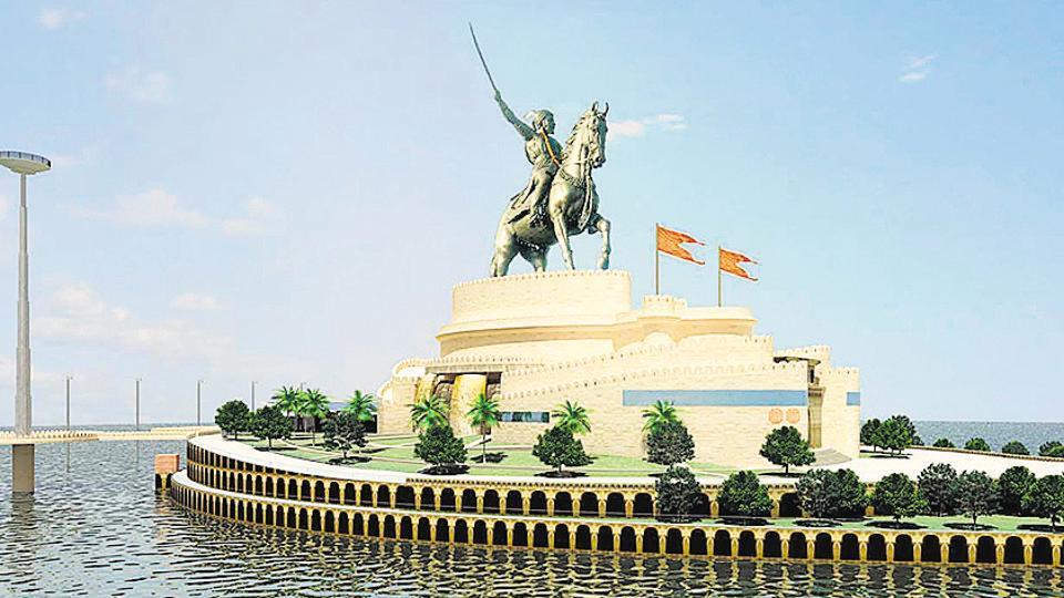 Shiavji statue,Shivaji memorial,MoEFCC