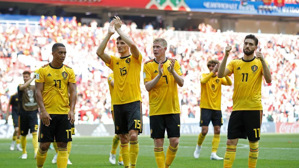 Belgium continued their great run in the FIFA World Cup 2018 with a magnificent 5-2 win over Tunisia. (REUTERS)