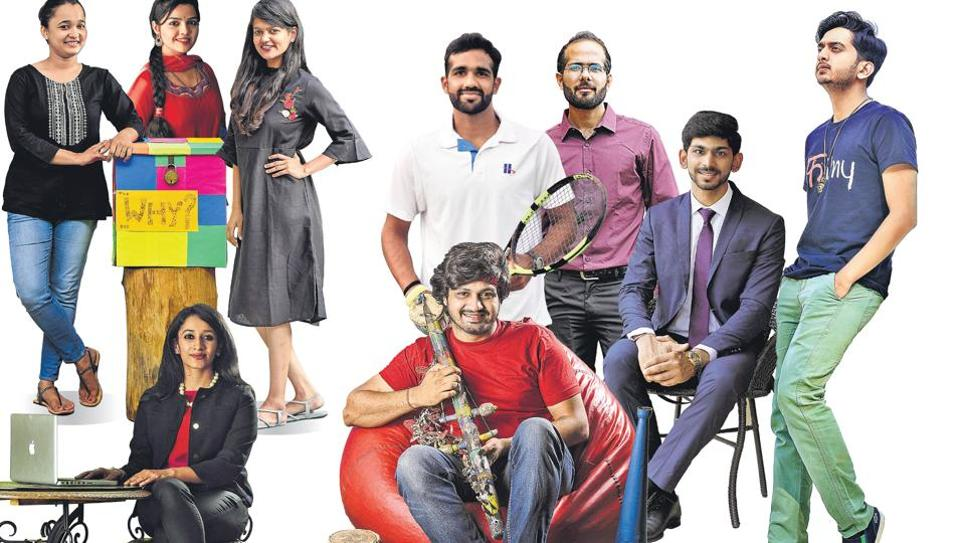 On the occasion of HT Pune's first anniversary, meet Pune's hottest '30 Under 30' achievers.