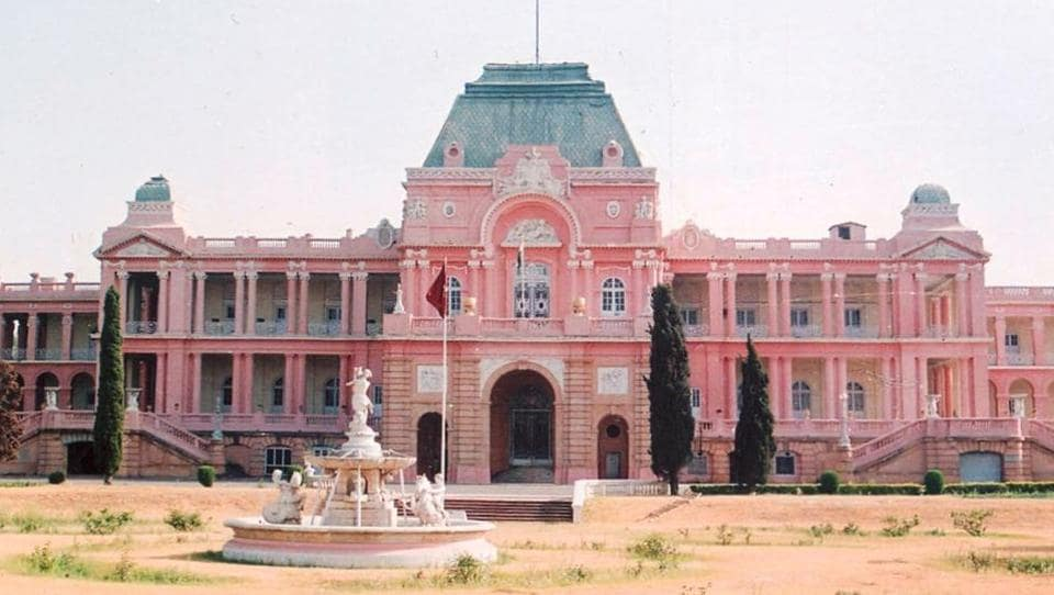 Kapurthala,Jagatjit Palace,museum
