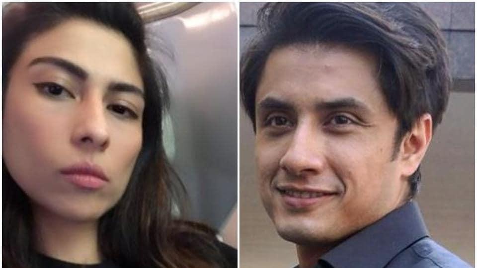 Ali Zafar,Meesha Shafi,Ali Zafar defamation suit