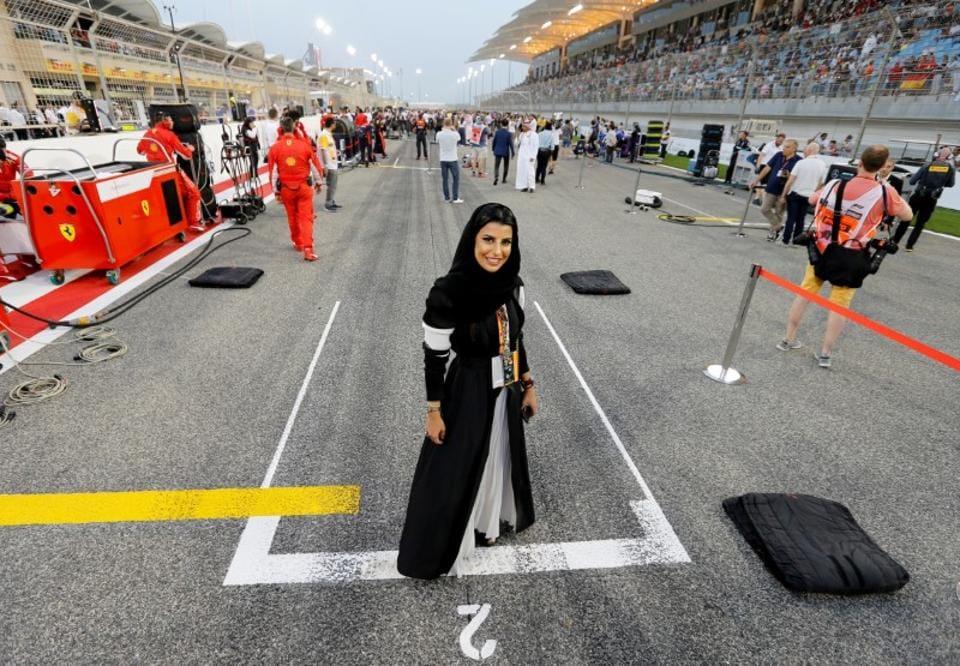 French Grand Prix,Formula One,Aseel Al-Hamad