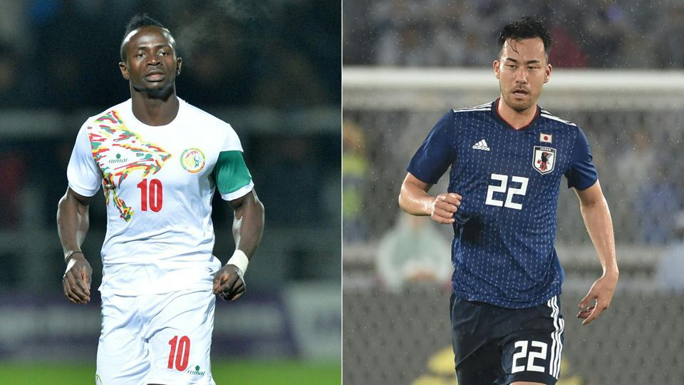 2e5c69281 Get highlights of Japan vs Senegal, FIFA World Cup 2018 Group H game, here.  Japan played out a 2-2 draw vs. Senegal on Sunday in Ekaterinburg.