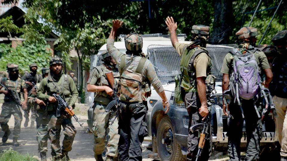Hizbul Mujahideen,Jammu and Kashmir,Kashmir militancy