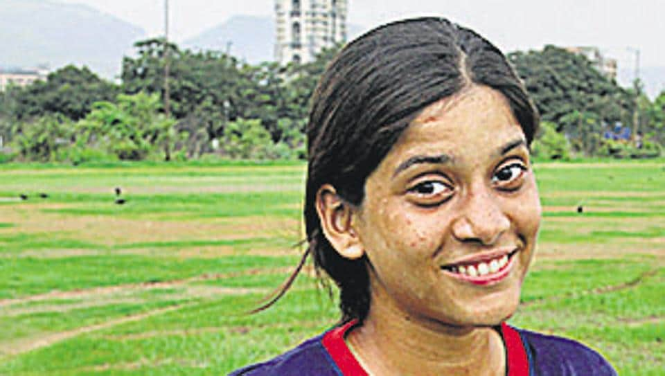 20 years old Shraddha Aher has received an opportunity to watch FIFA at Russia, she is among the few youngsters selected from India.