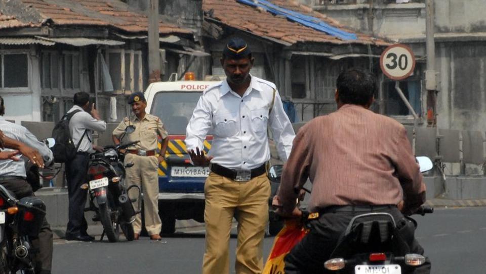 Dalit man,Sarpanch,Riding bike