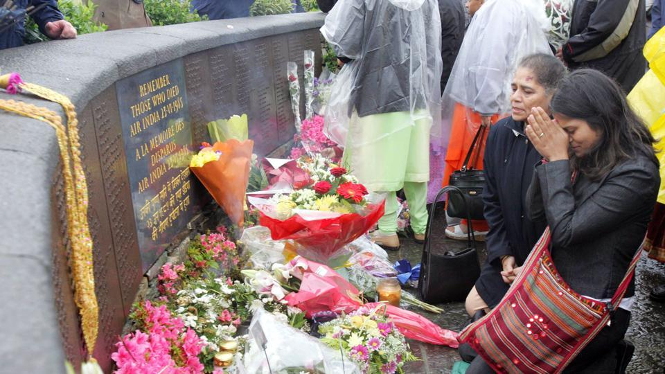 National Day of Remembrance for Victims of Terrorism,Canada,Air India Kanishka Flight 182