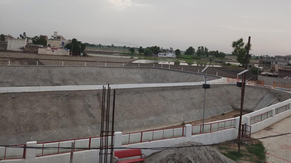 Jalandhar village leads way,sewage treatment,rainwater harvesting