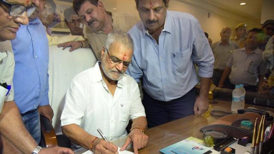 Lalit Modi,CP Joshi