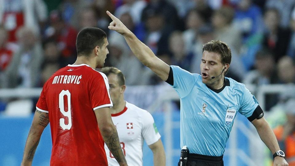 FIFA World Cup 2018,2018 FIFA World Cup,Serbia