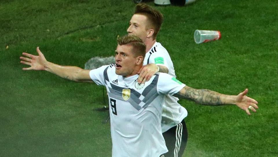 FIFAWorld Cup 2018,Germany vs Sweden,live updates