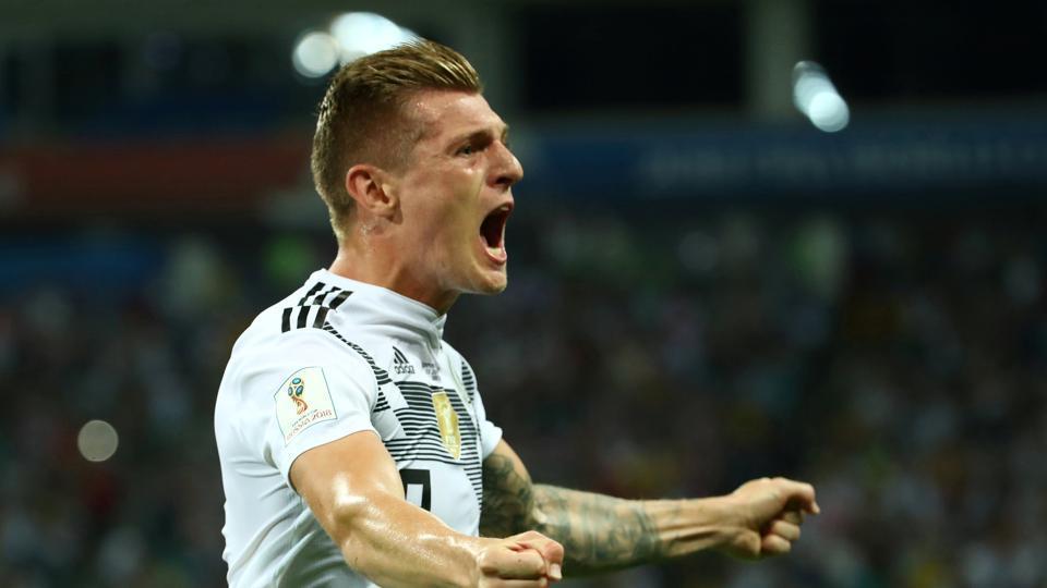 FIFA World Cup 2018,2018 FIFA World Cup,Toni Kroos