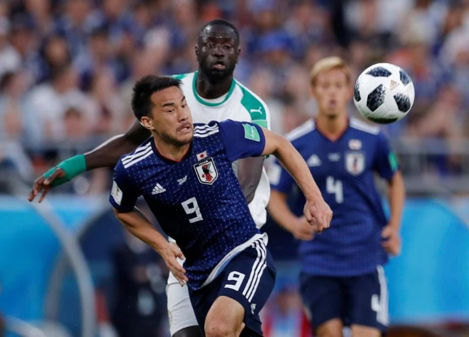 Japan and Senegal played out a 2-2 draw in their FIFA World Cup 2018 match at the Ekaterinburg Arena, Yekaterinburg, Russia on June 24, 2018.  (REUTERS)