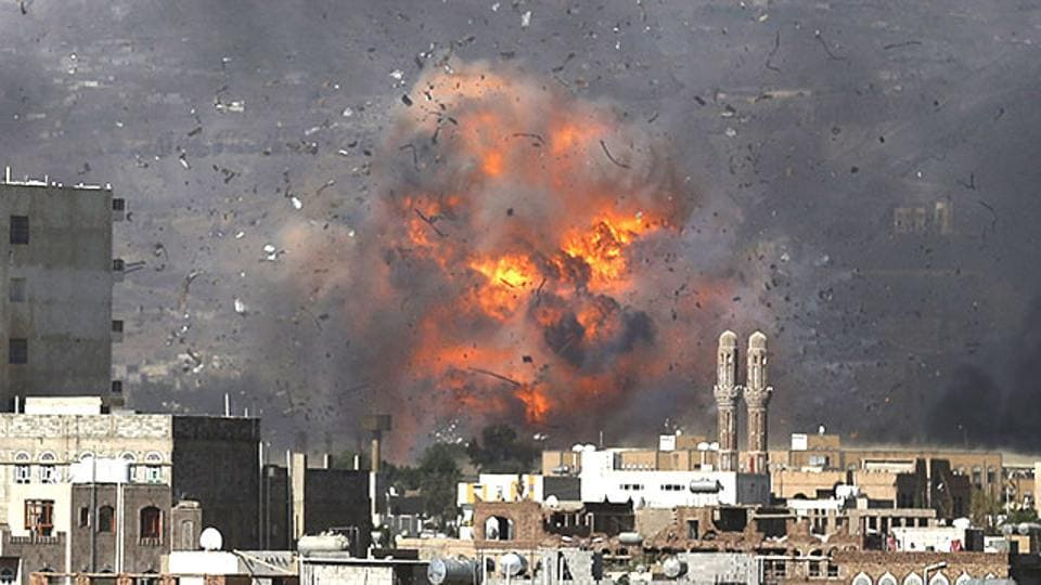 Yemen's Houthis has stepped up missile attacks on the kingdom in what it says is retaliation for air raids by a Saudi-led coalition fighting the Iran-aligned armed movement.