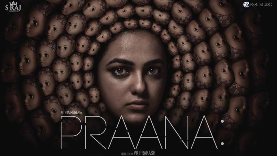 Nithya Menen,Praana,Praana first look