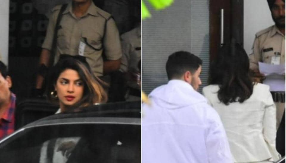Image result for priyanka chopra and nick jonas going to goa
