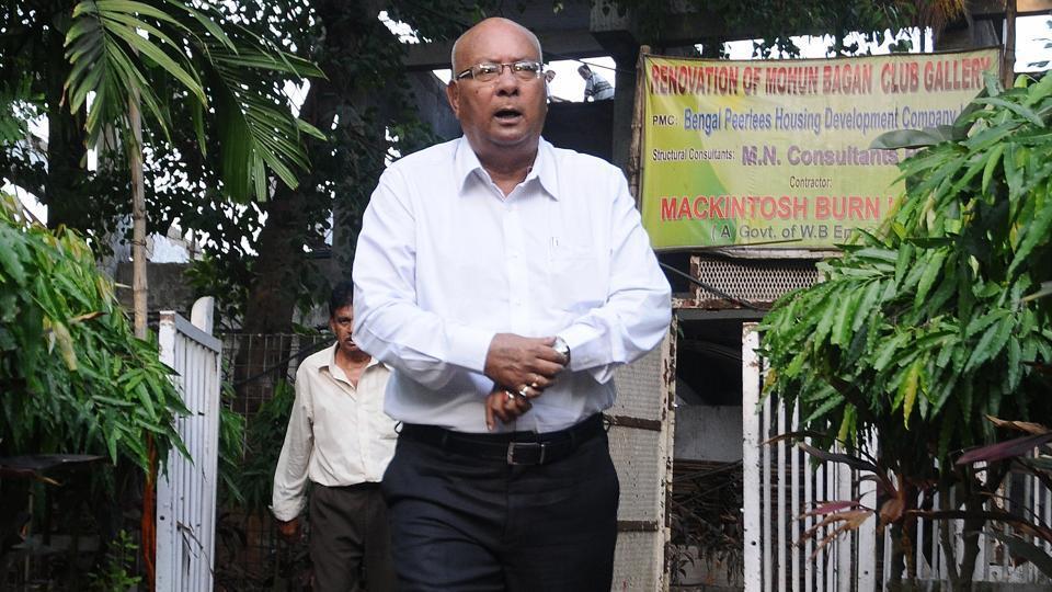 Subhas Bhowmick,India footballer,jail