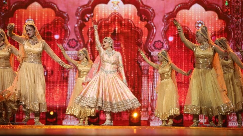 Rekha,IIFA Awards,Rekha Dance Video