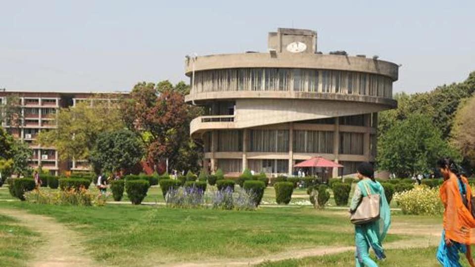 Panjab University, Chandigarh.