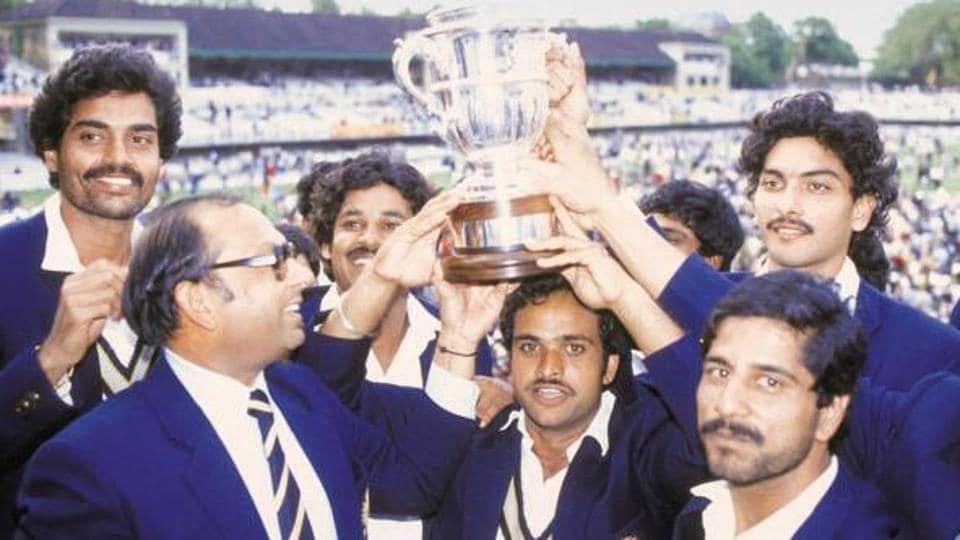 India Cricket team,West indies Cricket team,World Cup Triumph 1983