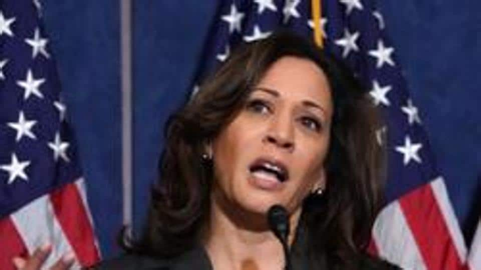 Kamala Harris,US Senator,Indian-origin US Senator