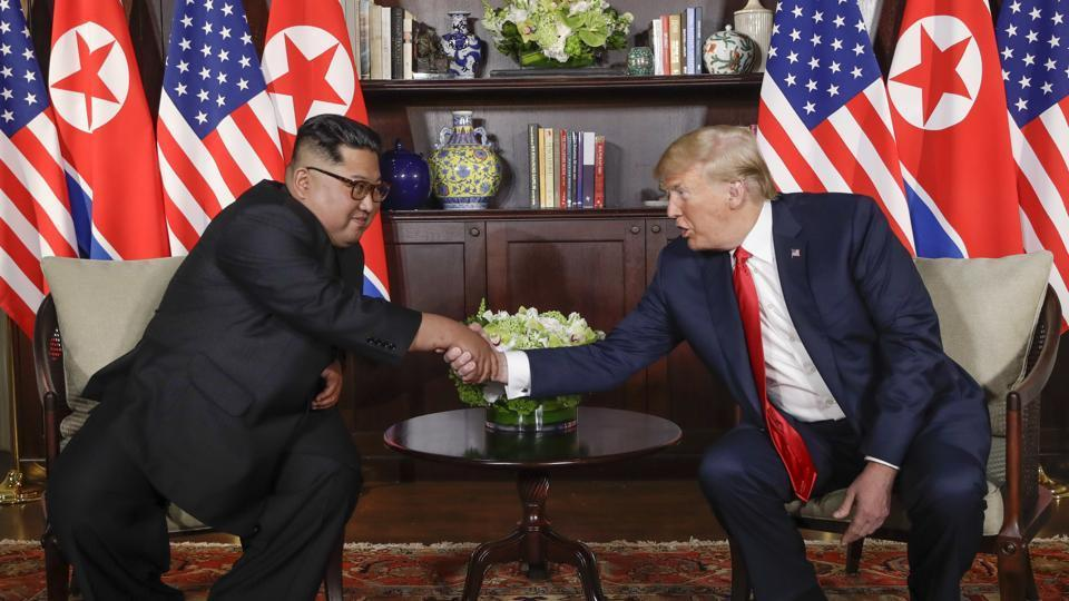 Trump-Kim summit,anti-US rally,Victory in the Fatherland Liberation War