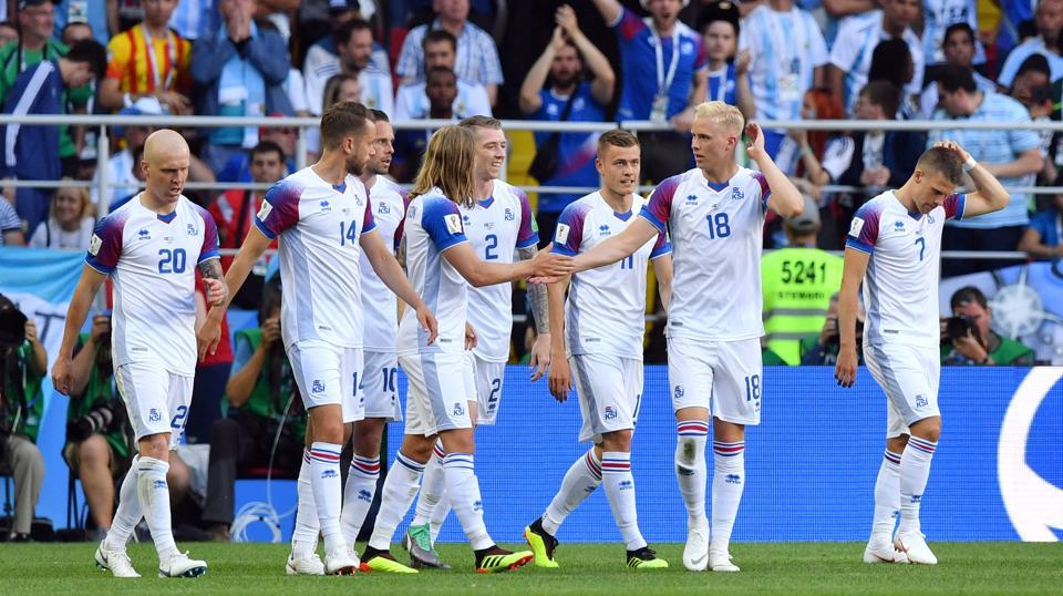 FIFA World Cup 2018,Iceland national football team,Croatia national football team